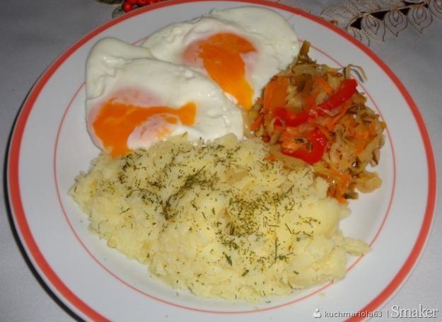 Ziemniaki I Jajka Potrawy Przepisy Jak Zrobic Smaker Pl