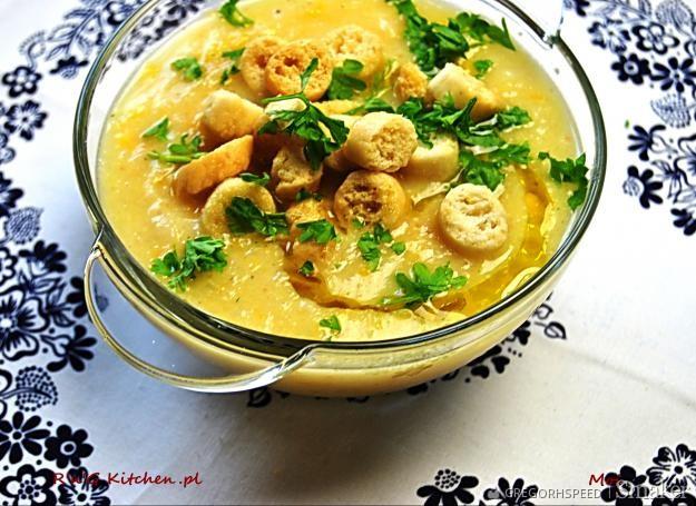 Zupa Krem Z Bialych Szparagow