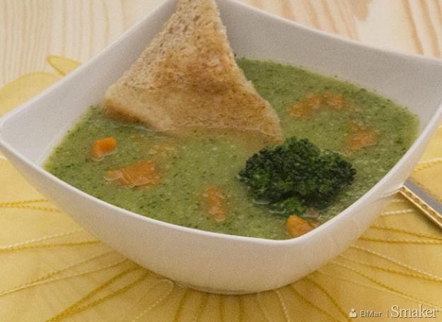 Zupa Krem Z Brokulow