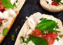 o pòłmocy...bruschetta