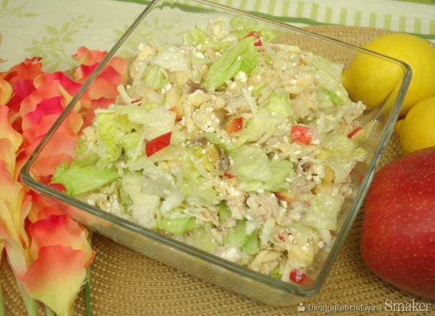 Zrob Pyszna Salatke Z Porem Przepis Przepisy Jak Zrobic Smaker Pl