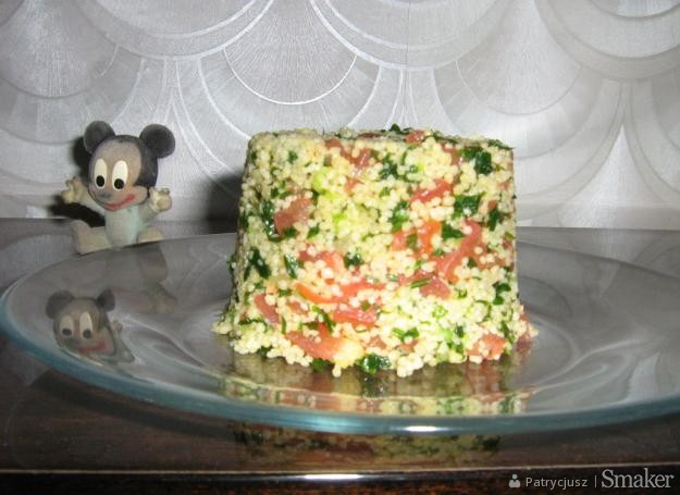 Tabbouleh Pascala Brodnickiego
