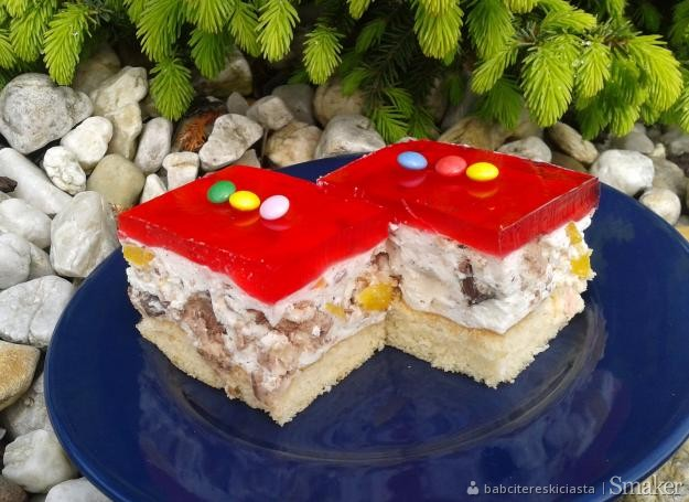 Ciasto Jogurtowe Z Budyniem I Brzoskwiniami Przepisy Jak Zrobic