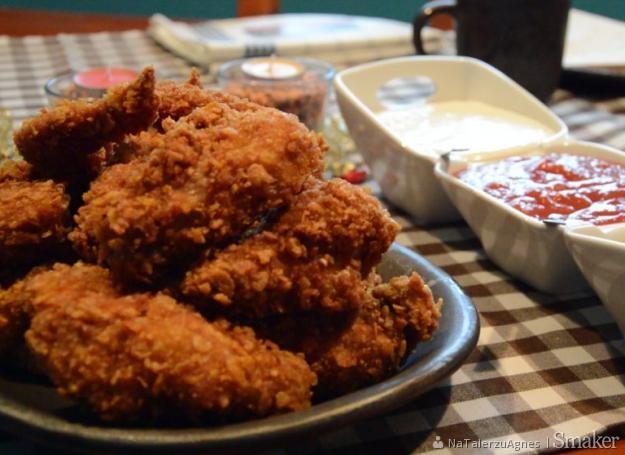 Poledwiczki Z Kurczaka W Platkach Kukurydzianych Przepisy Jak