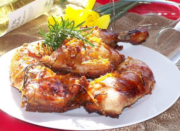 Udka Kurczaka W Coli I Miodzie Przepisy Jak Zrobic Smaker Pl