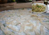 Home Made Tagliatelle
