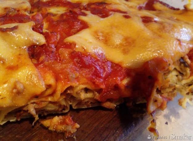 Kuchnia Plus Marieta Marecka Nalesniki Zapiekane W Sosie Pomidorowym