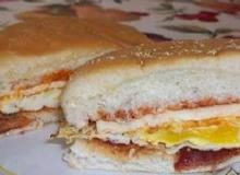 Bacon,egg  cheese