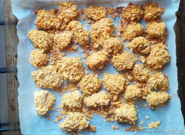 Nuggetsy Z Kurczaka W Platkach Kukurydzianych Ostre Przepisy Jak