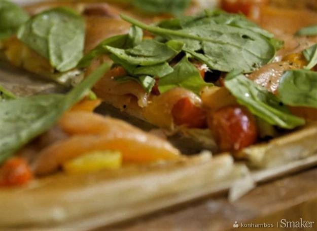 Zdrowa Lekka Pizza