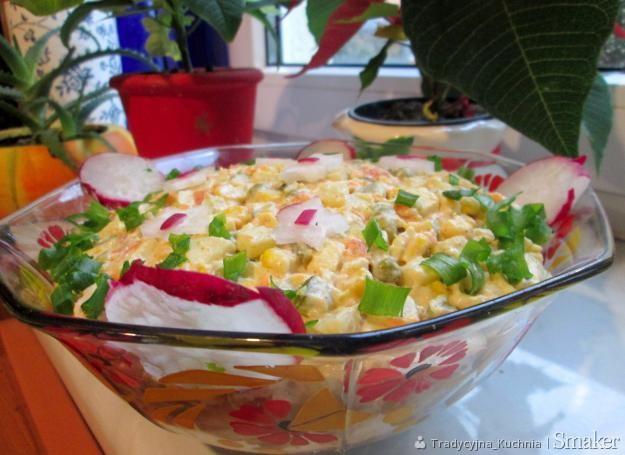 Proste Salatki Na Swieta Wielkanocne Przepisy Jak Zrobic Smaker Pl