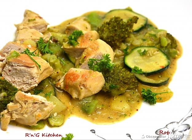 Kulinarne Na Kolacje Z Piersi Kurczaka I Ziemniakami Przepisy Jak