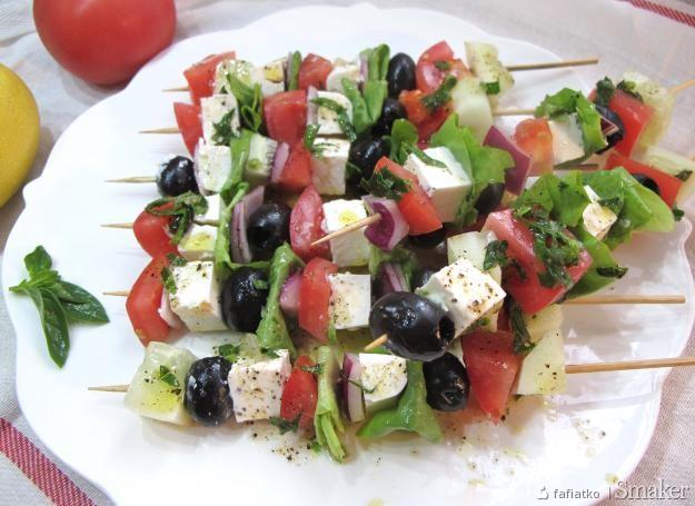 Potrawy Greckie Przepisy Jak Zrobic Smaker Pl
