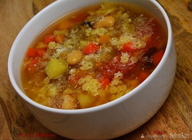 Toskańska zupa jarzynowa