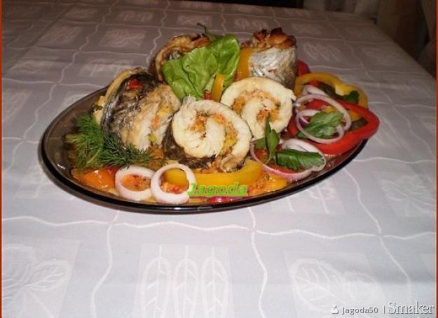 Ryba Pieczona W Folii